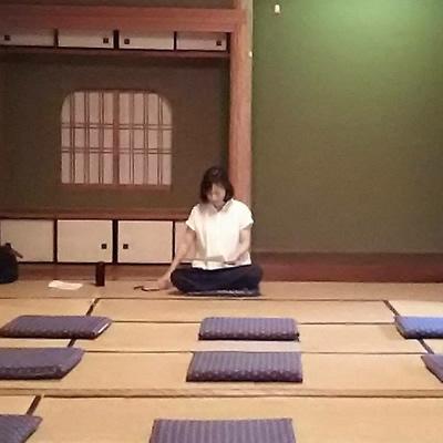 呼吸法講師 三浦 友子